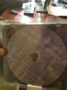 遠隔教育DVD
