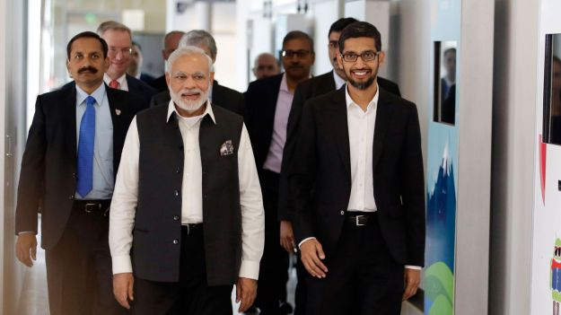 sundar-pichai-narendra-modi-google